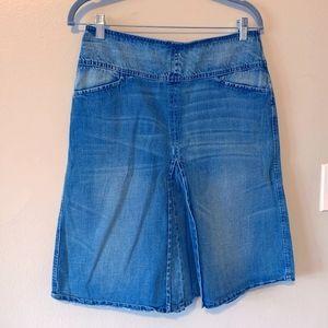 United Colors of Benetton Denim Skirt